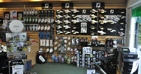 A great range of hardware and clothing